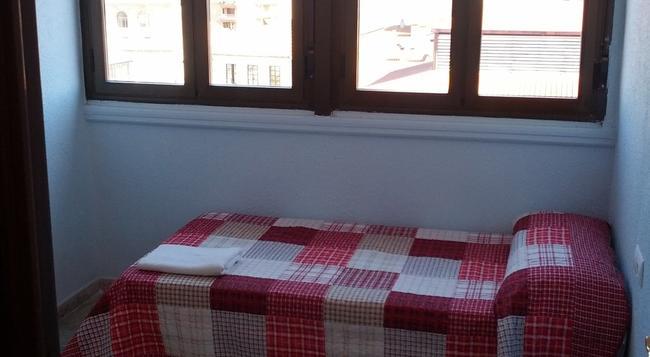 Los Angeles Plaza - Salamanca - Bedroom