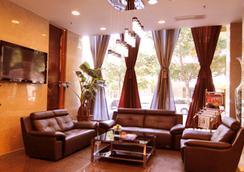 Yinchuan Sheng Shi Garden Hotel - Yinchuan - Lobby
