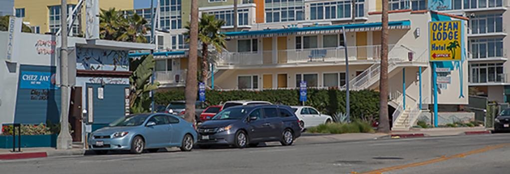 Ocean Lodge Santa Monica Beach Hotel - Santa Monica - Building