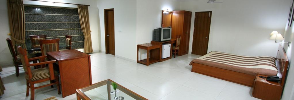 Aapno Ghar Resort - Gurgaon - Bedroom