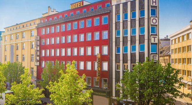 Hotel Konigshof - Dortmund - Building