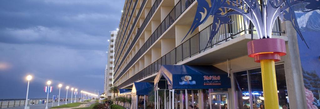 Ramada Virginia Beach Oceanfront - Virginia Beach - Building