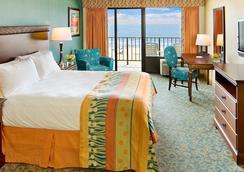 Ramada Virginia Beach Oceanfront - Virginia Beach - Bedroom
