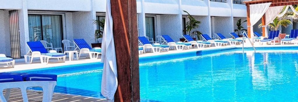 Flamingo Cancun Resort - Cancun - Pool