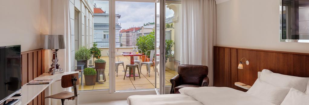 Ruby Sofie Hotel Vienna - Vienna - Bedroom