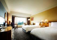 Hotel New Otani Osaka - Osaka - Bedroom