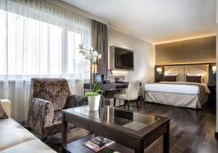 Wyndham Grand Salzburg Conference Centre - Salzburg - Bedroom