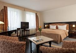 Hotel Villa Weltemühle Dresden - Dresden - Bedroom
