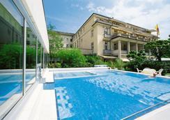 Radisson Blu Badischer Hof Hotel, Baden-Baden - Baden-Baden - Pool