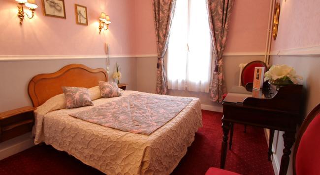 Hôtel Chopin - Paris - Bedroom