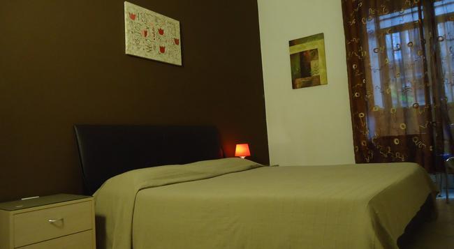 Hotel Trieste - Catania - Bedroom