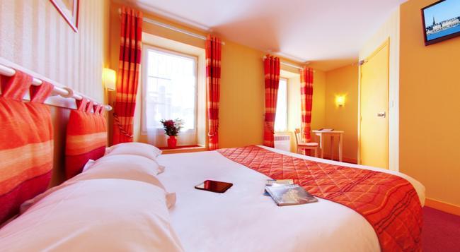 Hôtel Le Nautilus - Saint-Malo - Bedroom