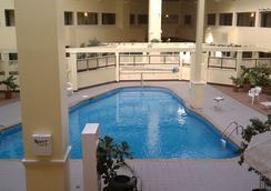 Bedford Plaza Hotel - Boston - Bedford - Pool