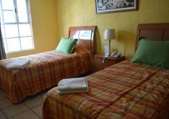 Así es México Hostería - Mexico City - Bedroom