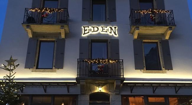 Hotel Eden - Chamonix - Building