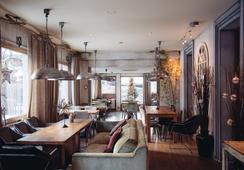 Hotel Eden Chamonix - Chamonix - Restaurant