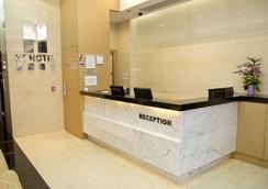H1 Hotel - Hong Kong - Lobby