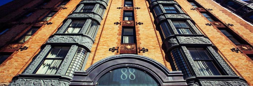 Courtyard by Marriott Boston Copley Square - Boston - Building