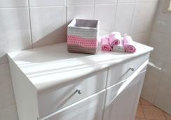 Bed and Breakfast Donizetti - Bergamo - Bathroom