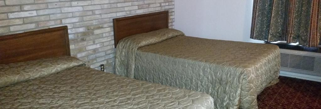 Executive Inn and Suites Waxahachie - Waxahachie - Bedroom