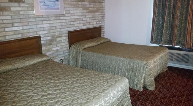 Executive Inn and Suites Waxahachie - Waxahachie - Bedroom