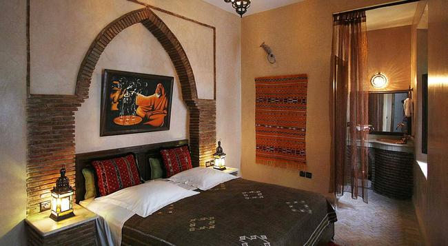 Riad Sesame - Marrakesh - Bedroom