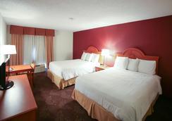 Red Roof Inn Evansville - Evansville - Bedroom