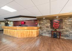 Red Roof Inn & Suites Pigeon Forge - Parkway - Pigeon Forge - Lobby