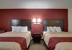 Red Roof Inn Murfreesboro - Murfreesboro - Bedroom
