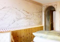 Hotel Arte - Saint Moritz - Bedroom