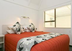 Gables Lakefront Motel - Taupo - Bedroom