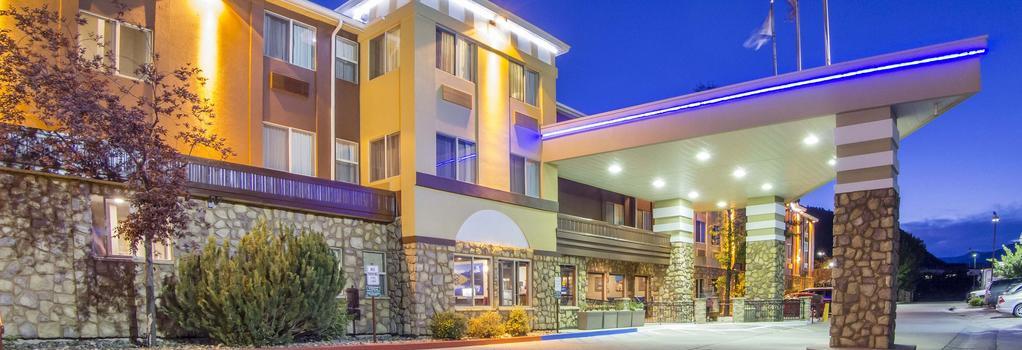 COMFORT INN AND SUITES DURANGO - Durango - Building