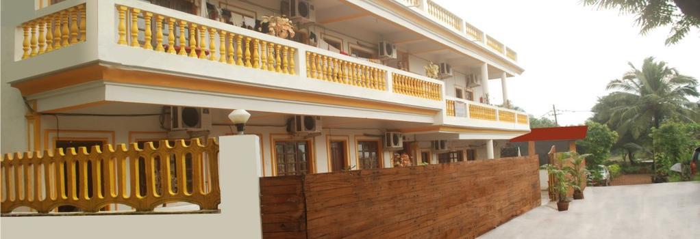 Sea Shore Beach Resort - Calangute - Building