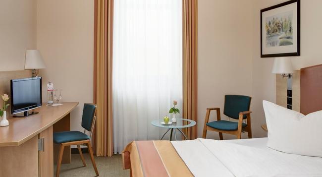 Intercityhotel Berlin Ostbahnhof - Berlin - Bedroom