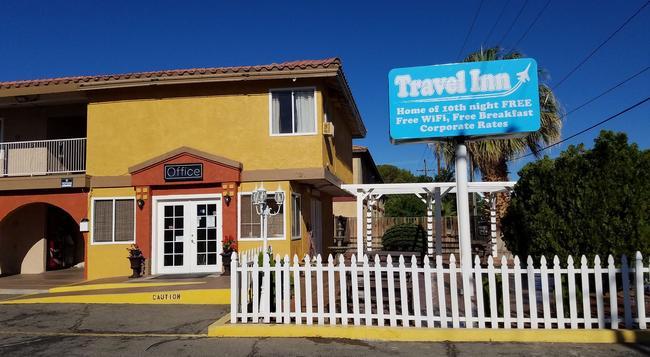 Travel Inn Ridgecrest - Ridgecrest - Building