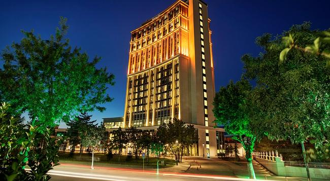 DoubleTree by Hilton Hotel Malatya - Malatya - Outdoor view