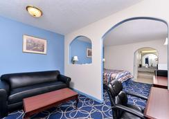 Americas Best Value Inn & Suites-Houston/NW Brookhollow - Houston - Bedroom