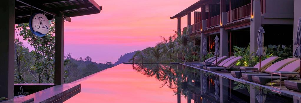 Avista Hideaway Phuket Patong- MGallery by Sofitel - Patong - Pool