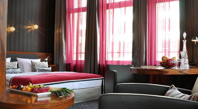 Hotel Gendarm Nouveau - Berlin - Bedroom