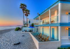 Del Mar Motel on the Beach - Del Mar - Beach