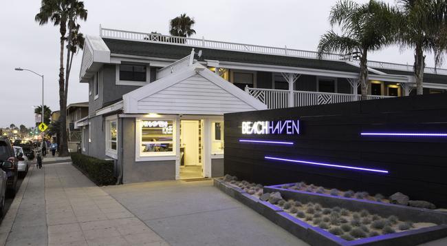 Beach Haven - San Diego - Building