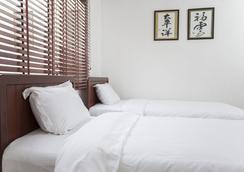 Pacific Vientiane Hotel - Vientiane - Bedroom