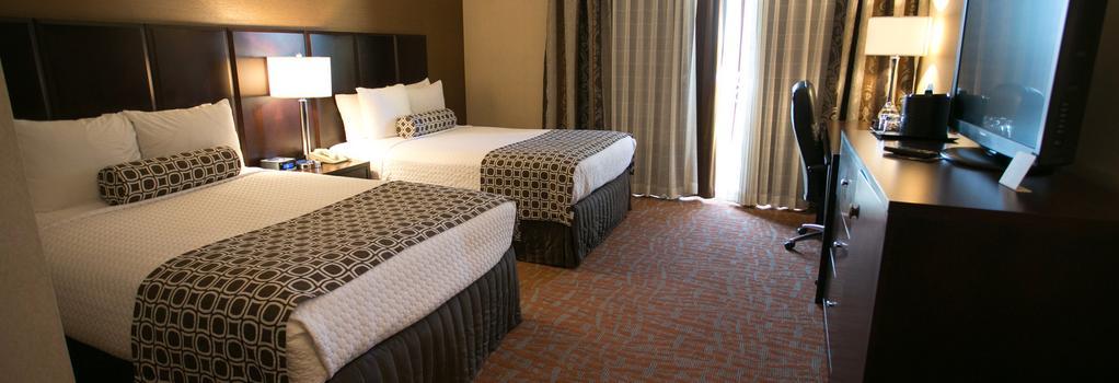 The Hotel Fullerton Anaheim - Fullerton - Bedroom