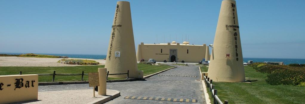 Hotel Fortaleza do Guincho Relais & Chateaux - Cascais - Building