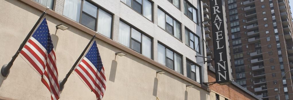 Travel Inn Hotel - New York - Building