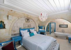 Anatelein Boutique Cave Hotel - Special Class - Uchisar - Bedroom