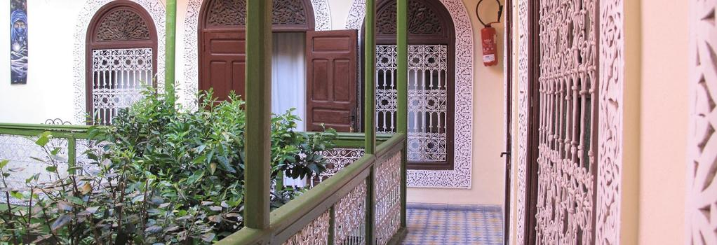 Riad Dar Tamlil - Marrakesh - Building