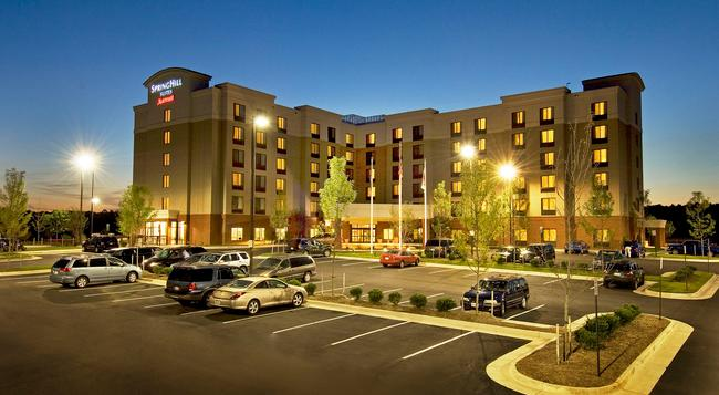 SpringHill Suites by Marriott Dulles Airport - Sterling - Building