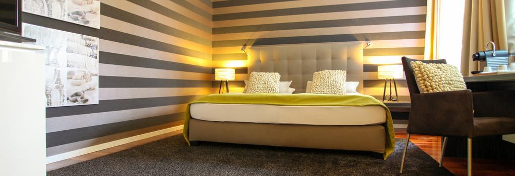City Hotel Bosse - Bad Oeynhausen - Bedroom