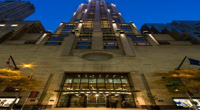 Four Seasons Hotel New York - New York - Building